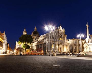 City Break Catania