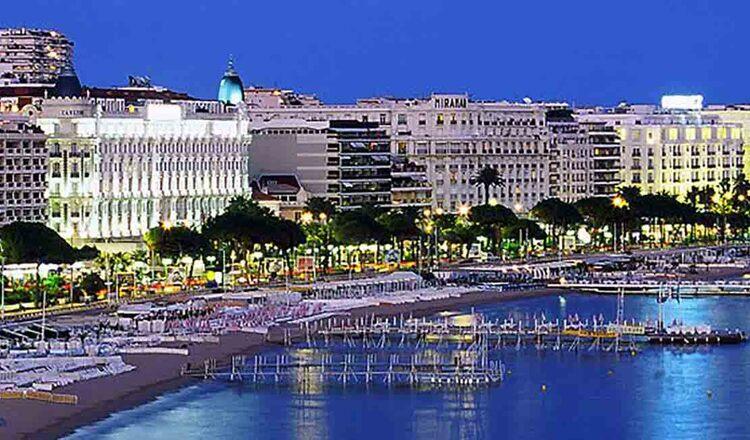 Obiective turistice Cannes din Franta