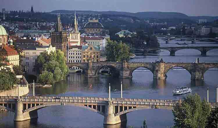 Obiective turistice Praga din Cehia