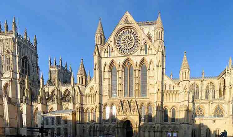 Obiective turistice York din Anglia