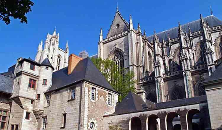 Obiective turistice Nantes din Franta