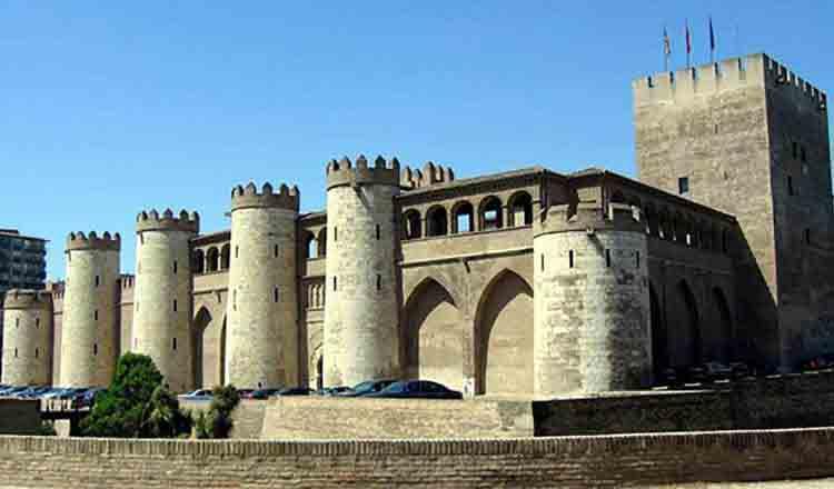 Obiective turistice Zaragoza din Spania