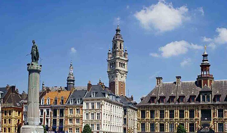 Obiective turistice Lille din Franta