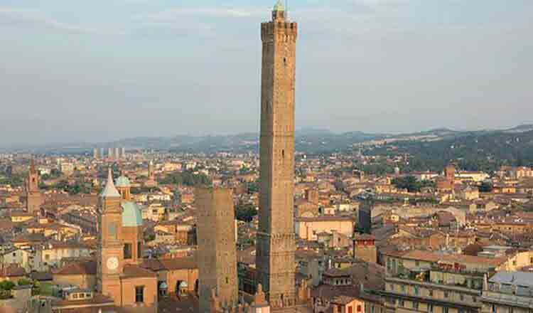 Obiective turistice Bologna din Italia