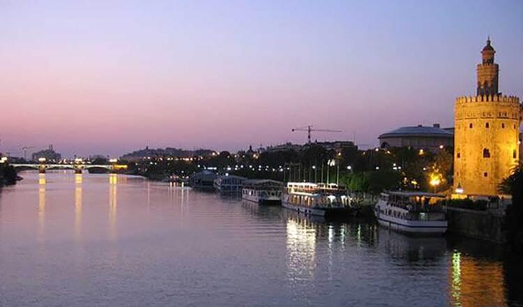 Obiective turistice Sevilia din Spania
