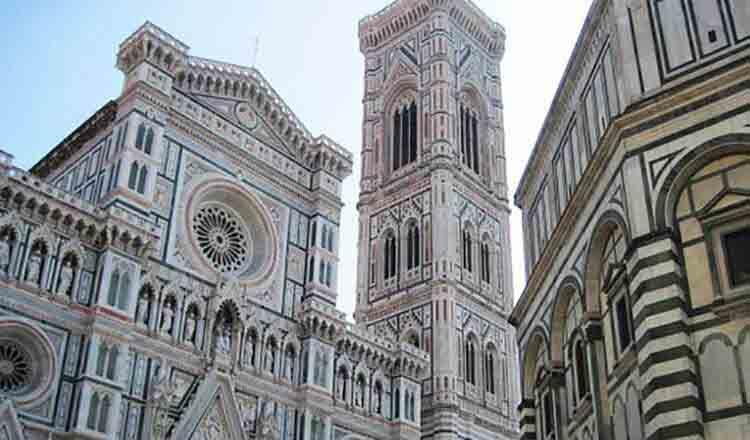 Obiective turistice Florenta din Italia