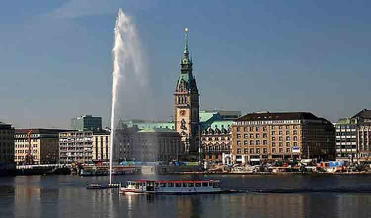 Obiective turistice Hamburg din Germania