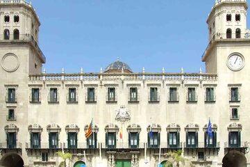 Alicante - Cladirea Ayuntamiento