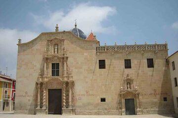 Alicante - Manastirea Santa Faz