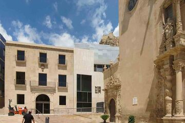 Alicante - Museo de Arte Contemporano