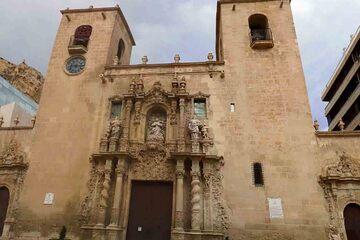 Alicante - Basilica de Santa Maria