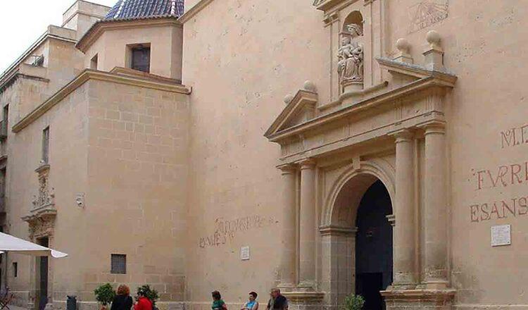 Concatedral de San Nicolas de Bari
