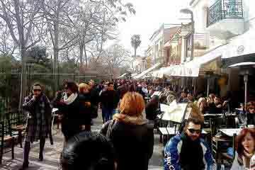 Atena - Cartierul Psirri