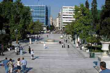 Atena - Piata Syntagma