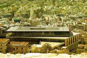 Atena - Muzeul Acropolelor