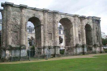 Reims - Porte de Mars