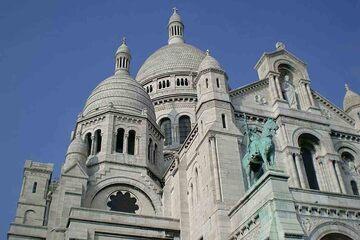 Paris - Montmartre si Sacre-Coeur