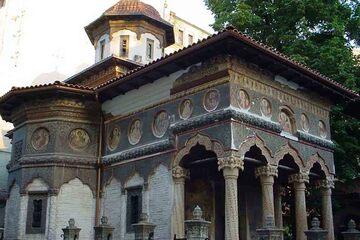 Bucuresti - Biserica Stavropoleos