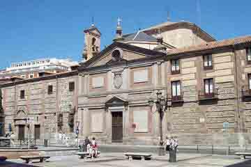 Madrid - Moinasterio de las Descalzas Reales