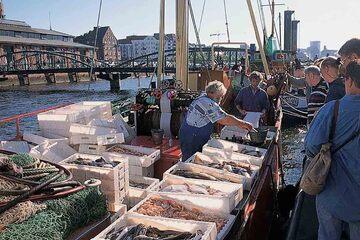 Hamburg - Piata de peste