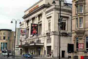 Liverpool - Liverpool Empire Theatre