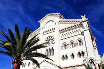 Monaco - Monaco Cathedral