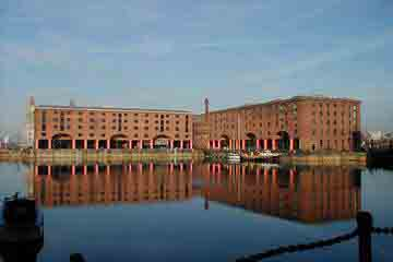 Liverpool - Galeria Tate din Liverpool
