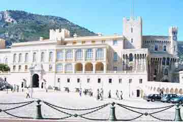 Monaco - Palais du Prince