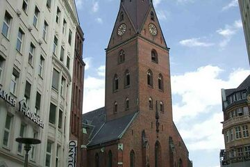 Hamburg - Biserica Sf. Petri