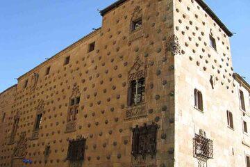 Salamanca - Casa de las Conchas