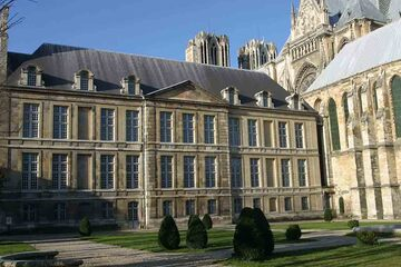 Reims - Palais du Tau