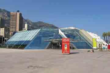 Monaco - Grimaldi Forum Monaco