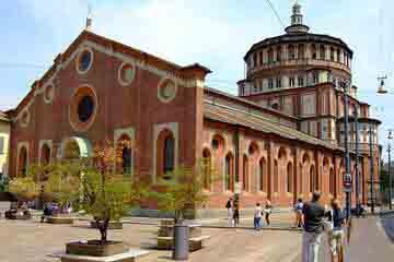 Milano - Santa Maria delle Grazie