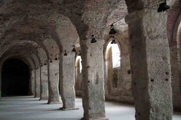 Reims - Cryptoporticus