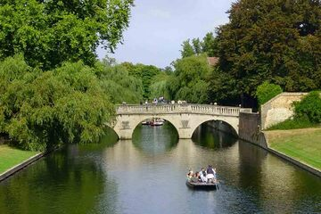 Cambridge - Clare Bridge