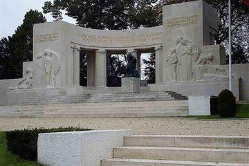 Reims - Monumentul Armatei Negre din Reims