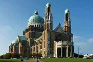 Bruxelles - Basilica Sacre Coeur