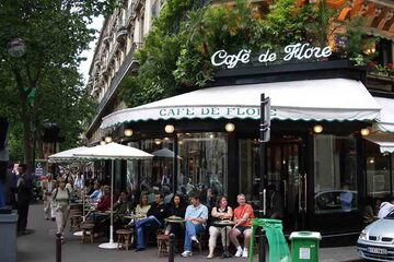 Paris - Cafenelele din Paris