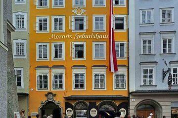 Salzburg - Mozart Geburtshaus