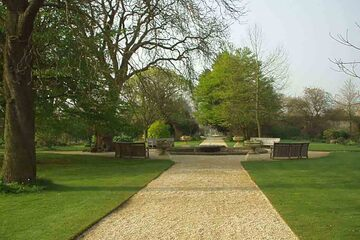 Oxford - Gradina Botanica a Universitatii