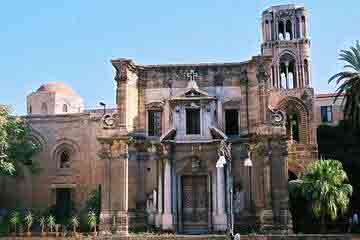 Palermo - Biserica Martorana