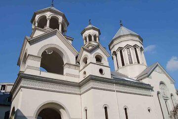 Bucuresti - Biserica Armeneasca