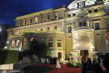 Monaco - Monaco Opera Garnier