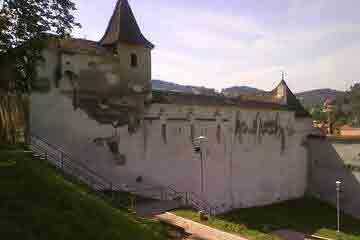 Brasov - Bastionul Tesatorilor