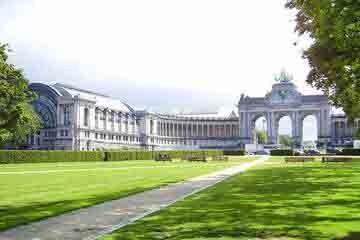 Bruxelles - Parc du Cinquantenaire Jubelpark