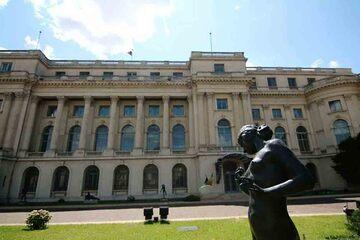Bucuresti - Muzeul National de Arta al Romaniei