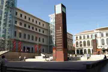 Madrid - Museo Nacional Centro de Arte Reina Sofia