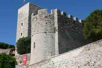Cannes - Chateau de la Castre