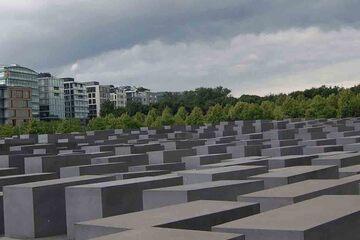 Berlin - Memorialul evreilor ucisi in Europa