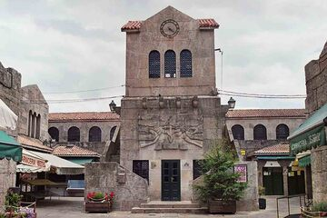 Santiago de Compostela - Mercado de Abastos